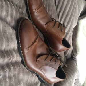 Stacy Adams Leather Dress Shoes